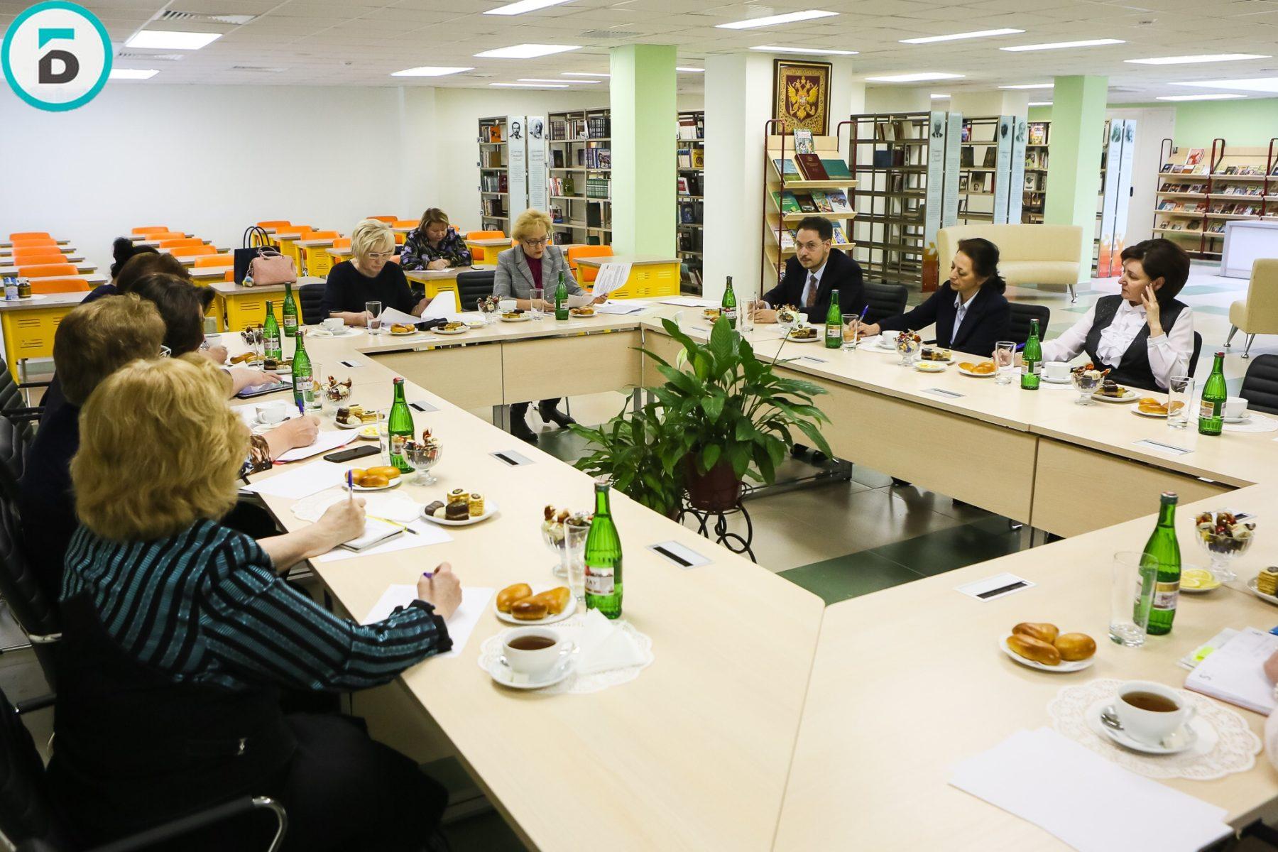 Реализацию национального проекта «Образование» обсудили в Балашихе