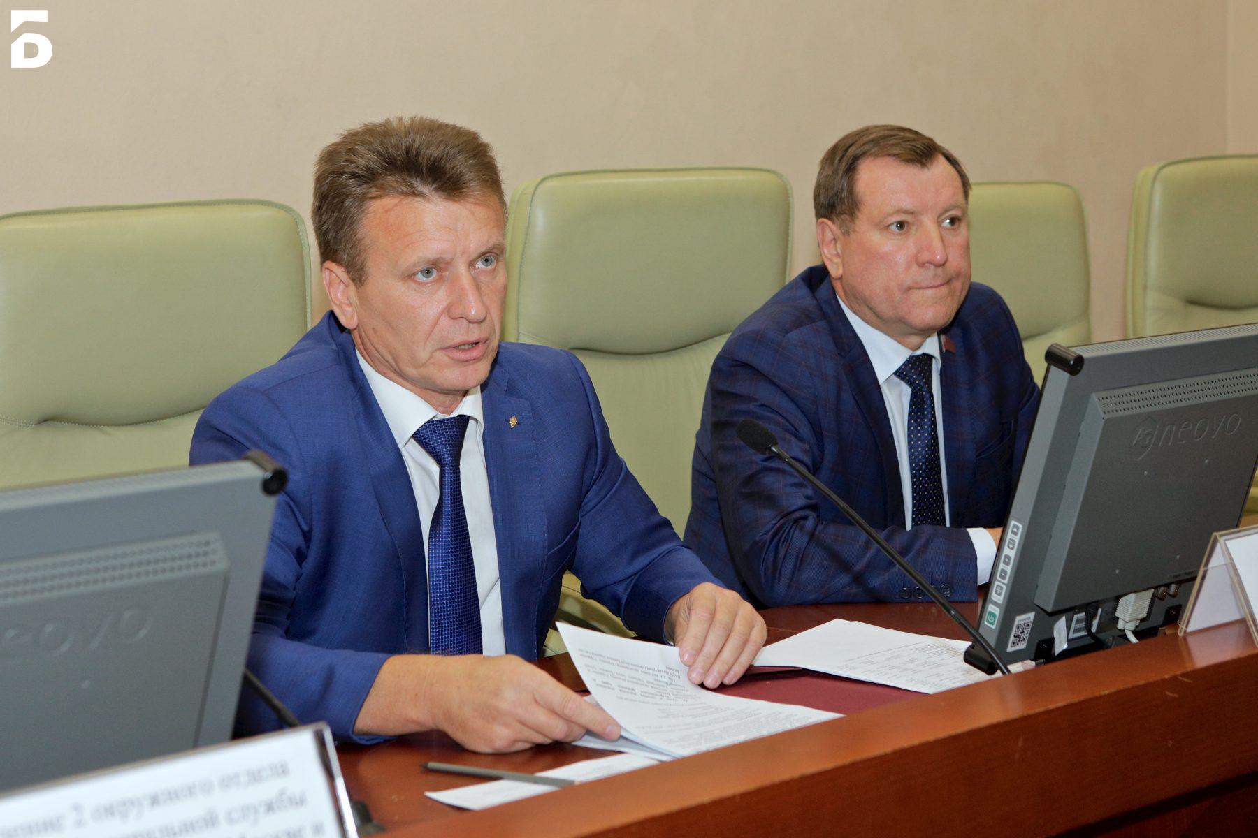 Заседание антитеррористической комиссии провели в Балашихе