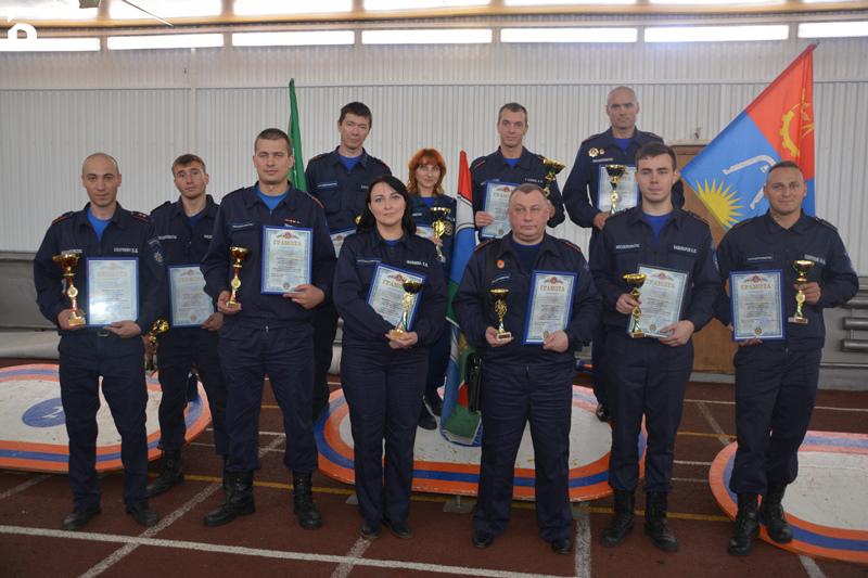 Пожарные Балашихи вошли в число лучших в Подмосковье