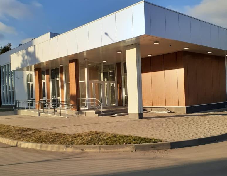 Новый спортивный комплекс с бассейном откроют в Балашихе в январе