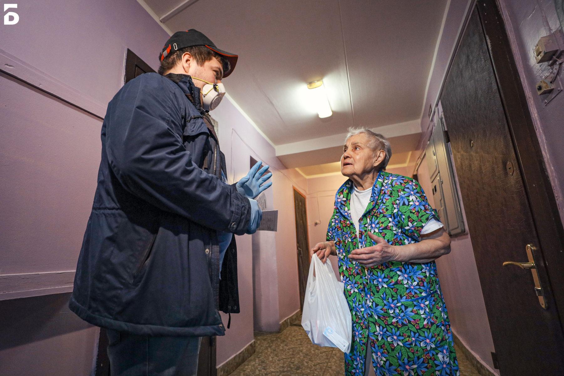 Более 500 жителей Железнодорожного получили помощь волонтёров молодёжного центра «Спутник»