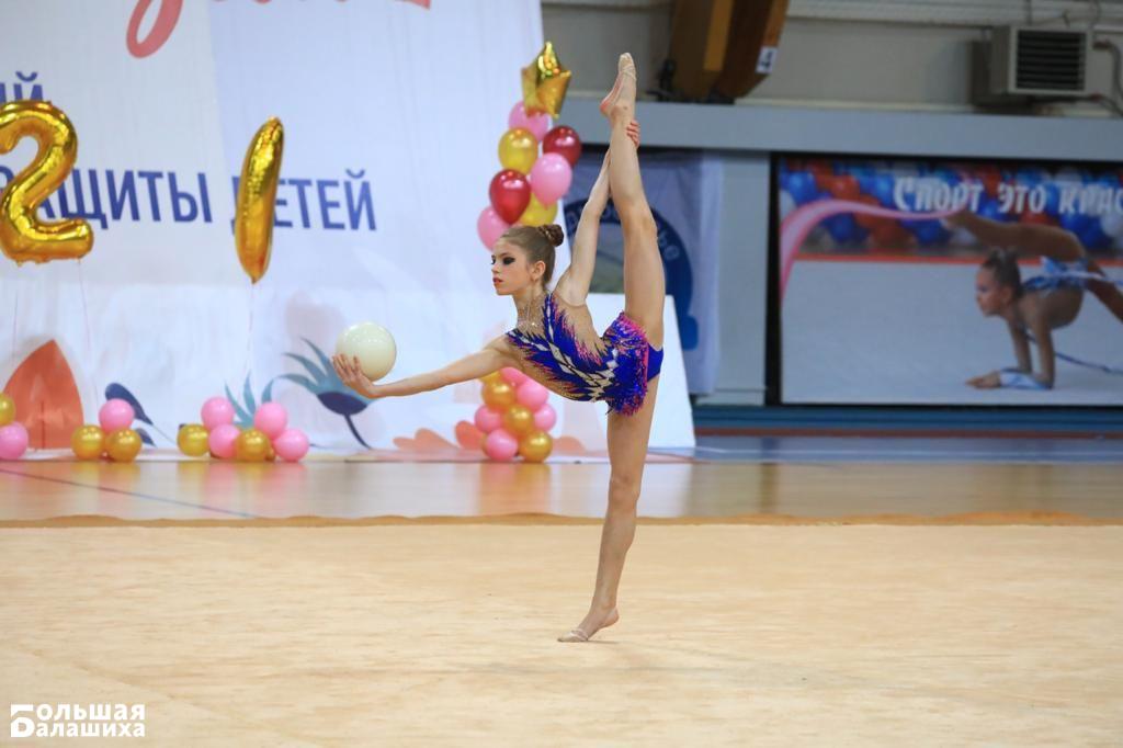 Дюжину медалей завоевали в Щёлково балашихинские гимнастки