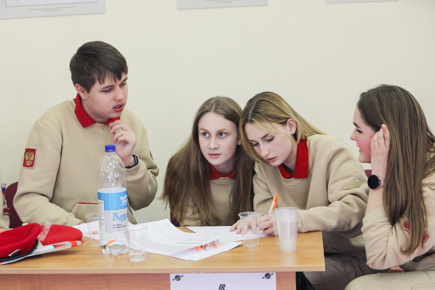 Интеллектуальную игру в честь 60-летия полёта Юрия Гагарина провели в Балашихе