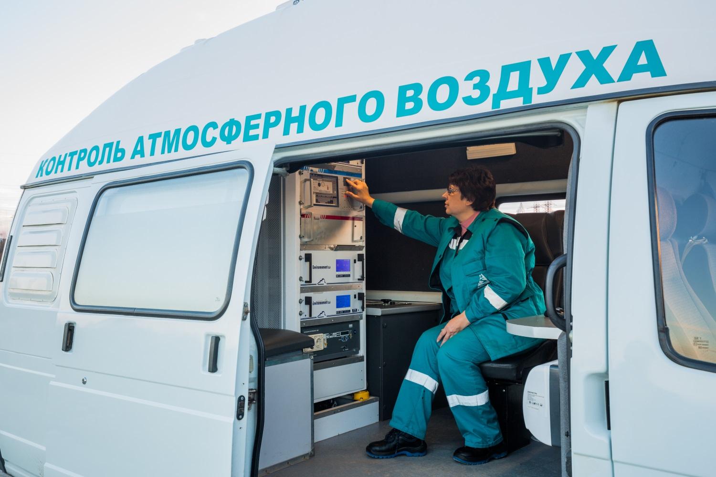 Минэкологии проверило качество воздуха в Балашихе