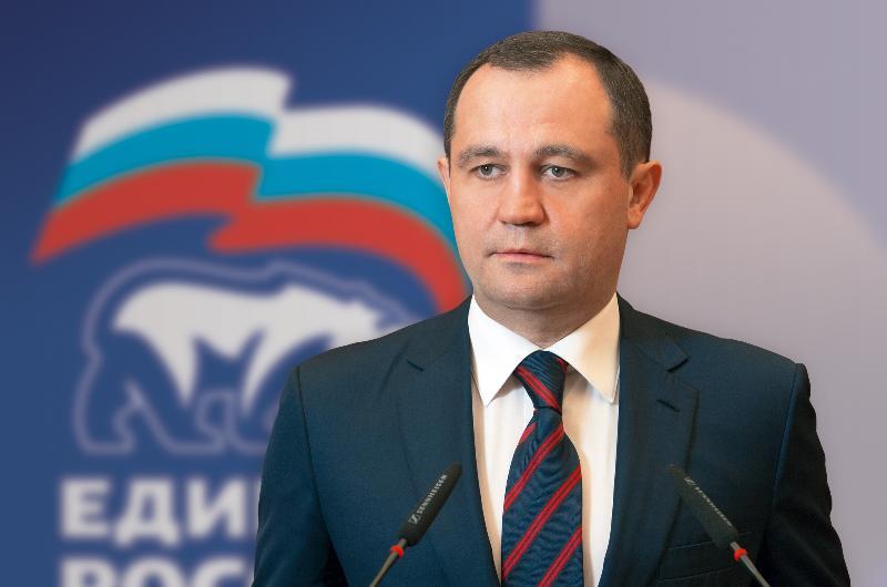 Председатель Мособлдумы Игорь Брынцалов напомнил жителям Балашихи о Дне памяти и скорби