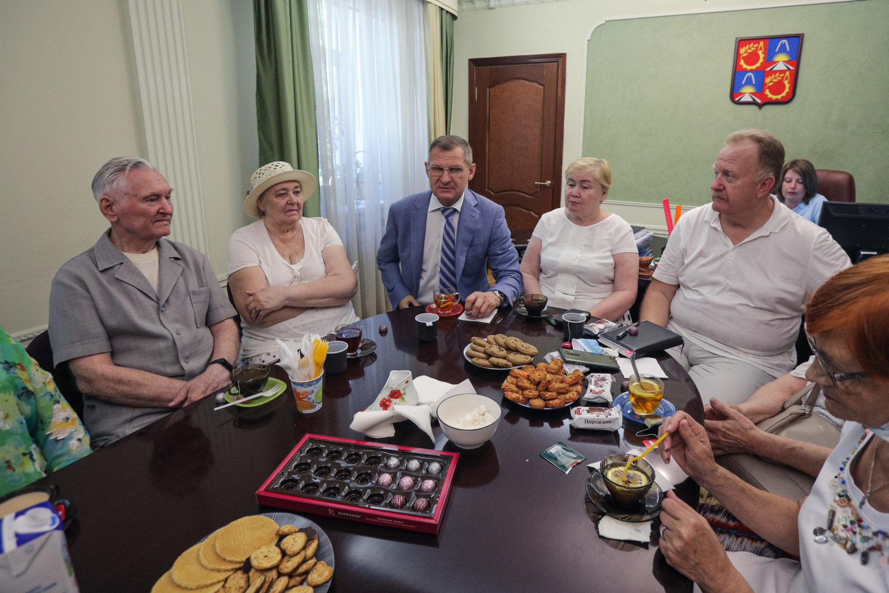 Ветеран из Балашихи попросил помочь установить судьбу деда-фронтовика